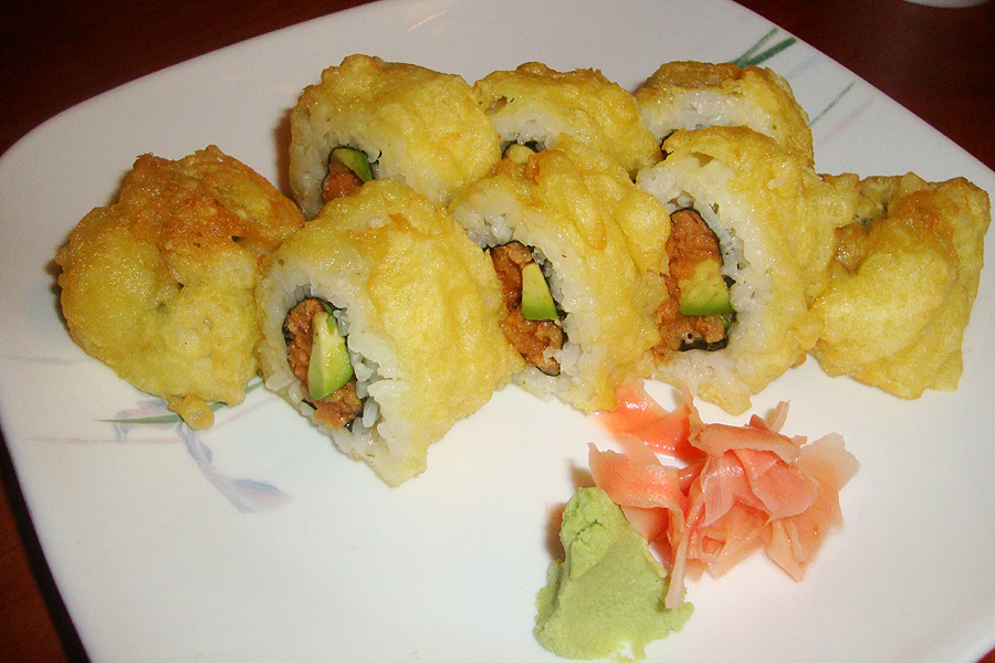 Low Budget Sushi from The Sushi Eating Mofos
