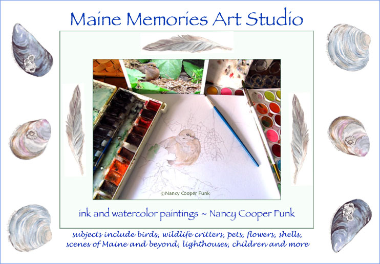 Maine Memories Art Studio