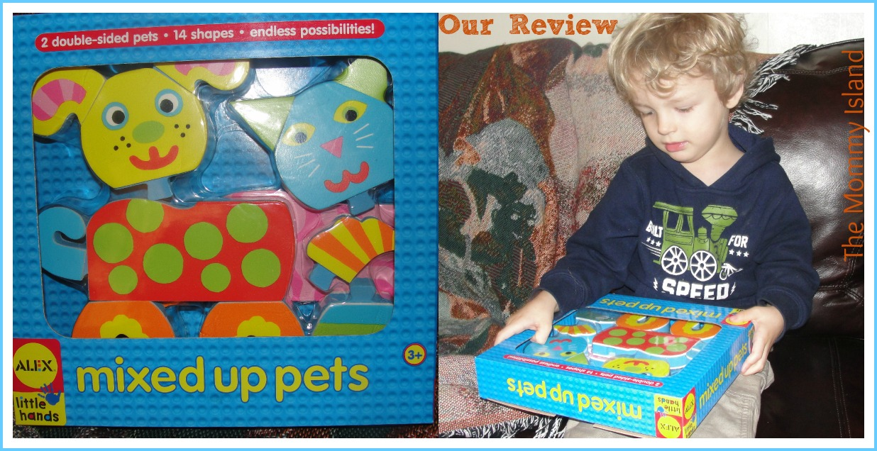 Educational Toys Age 2 : The mommy island: educational toys planet mixed up pets review