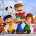 Snoopy & Charlie Brown Peanuts La Película Primeros Afiches con los personajes