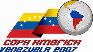 Copa America 2007 Venezuela.