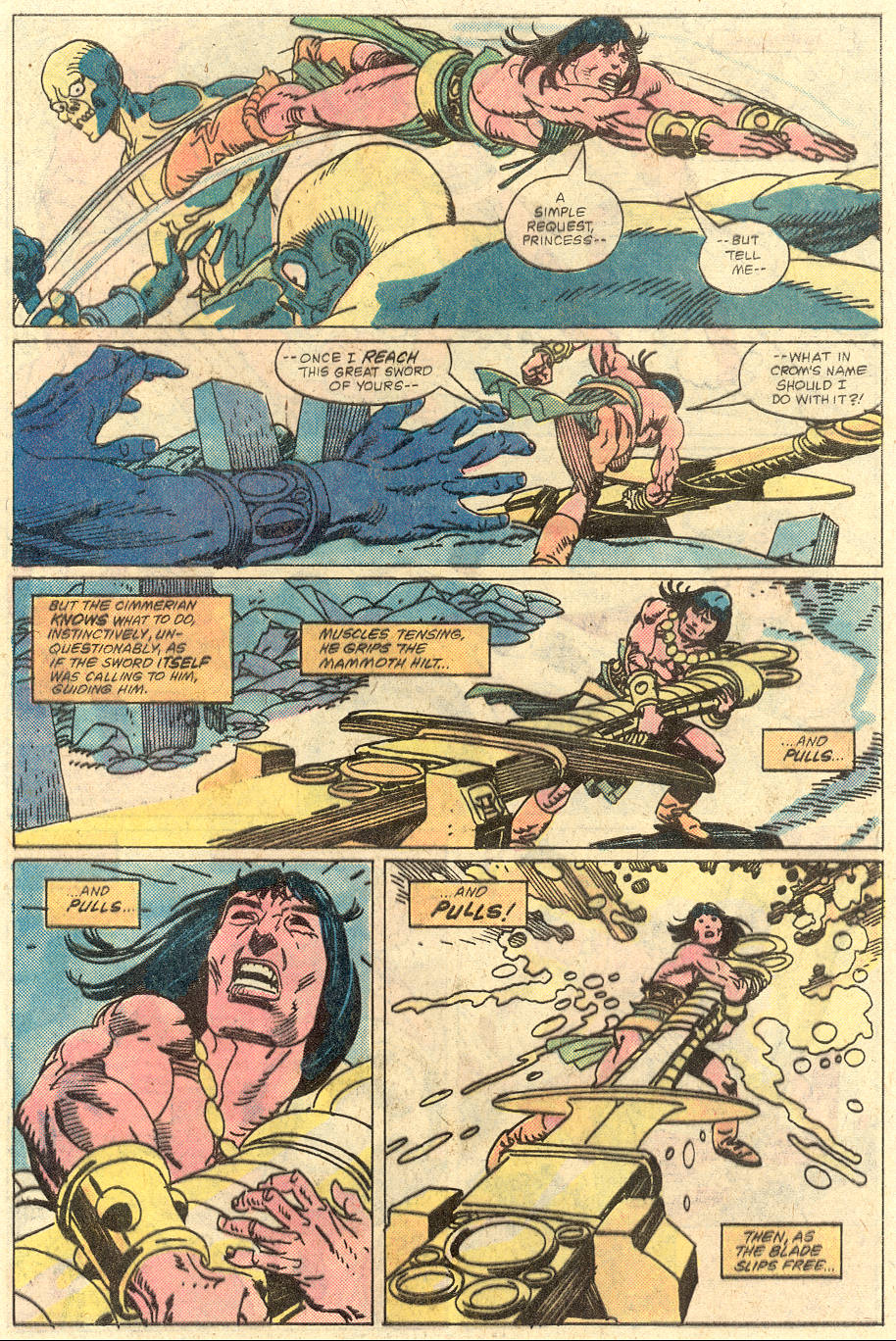 Conan the Barbarian (1970) Issue #129 #141 - English 6