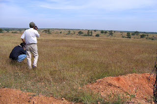 Jayamangali reserve's open vistas and beautiful grass-covered maidans (plains) remind one of African savannah