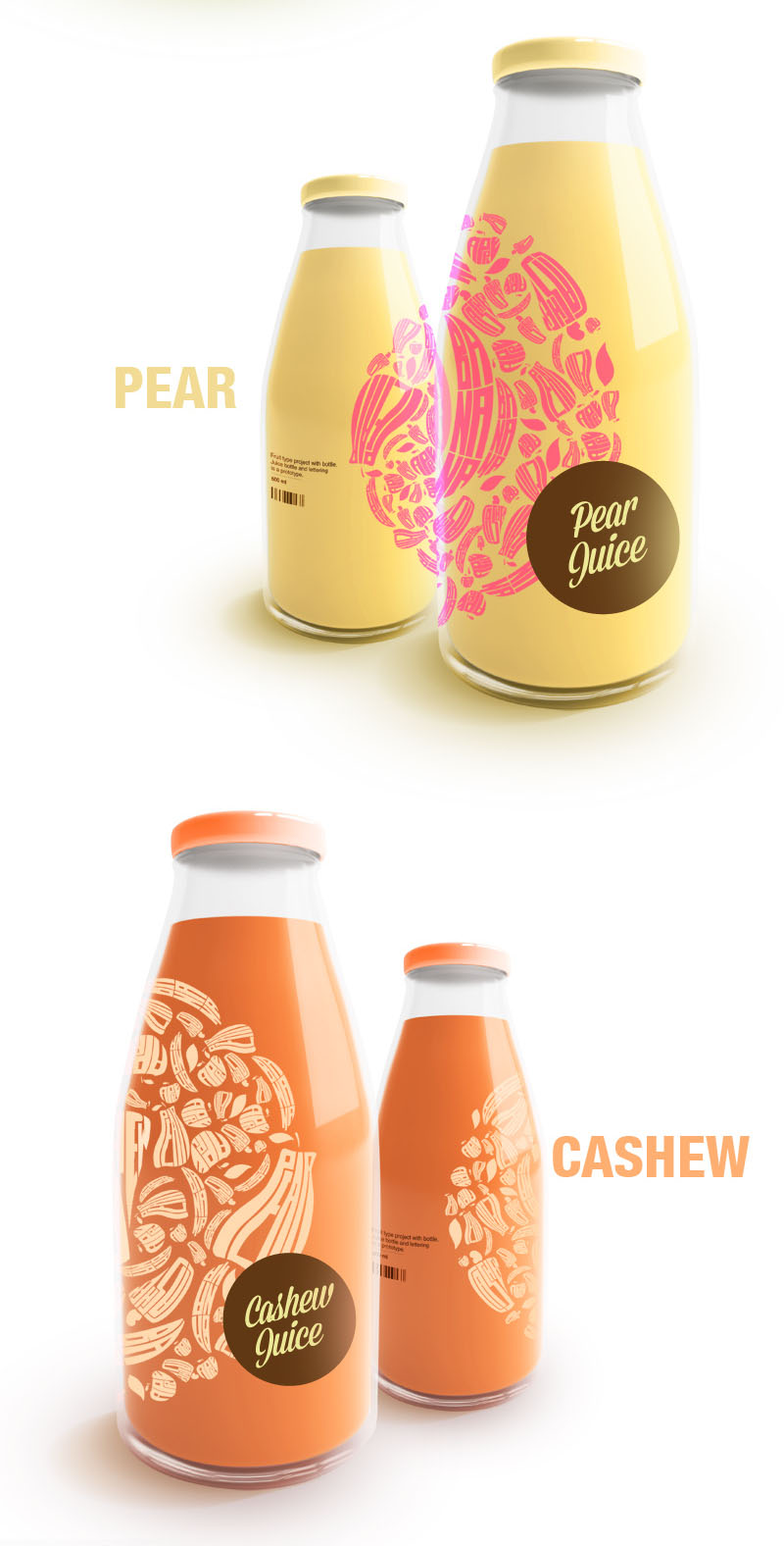 Posm design sofy posm design - Design Inspired Lettering In Fun Packaging Concepts With Strong Tones Maintains Unity In All The Flavors And Adds The Point Of Sale