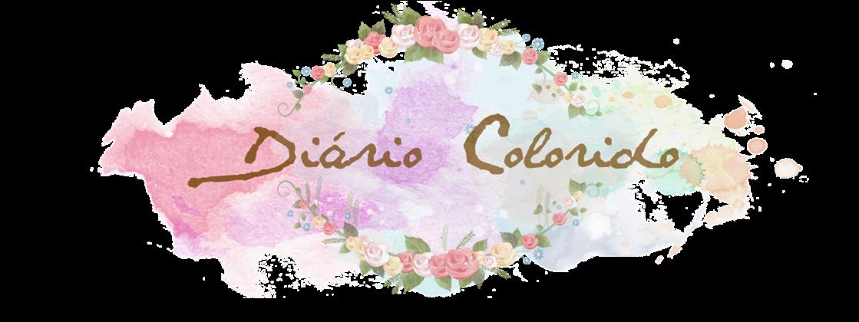 Diário Colorido | JOANNA ACIOLI