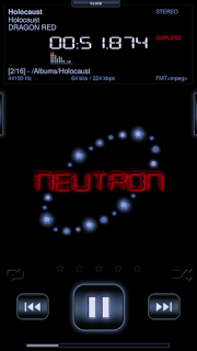 Neutron Music Player Android
