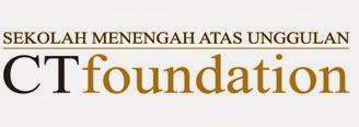 Beasiswa Full + Biaya Hidup – SMA Unggulan CT Foundation
