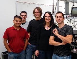 Jelena Vuckovic lab team