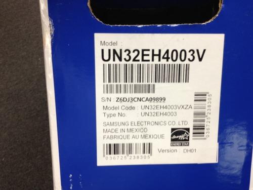 Samsung UN32EH4003