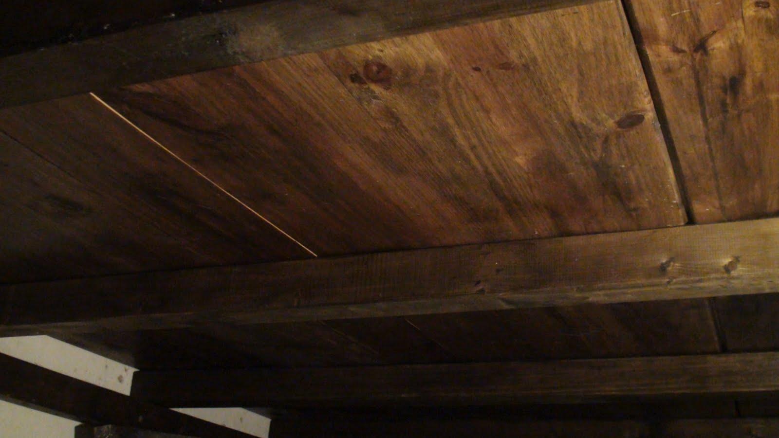 El bricolaje en tus manos altillo de madera - Altillo de madera ...