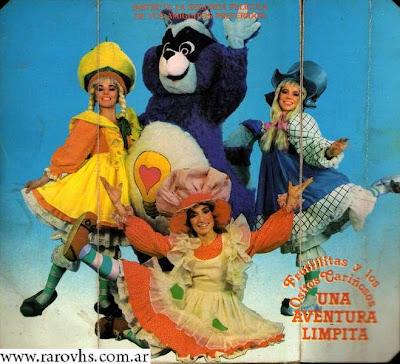 Bizarra Obra de Teatro Infantil Musical