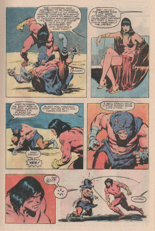 Conan the Barbarian (1970) Issue #159 #171 - English 4