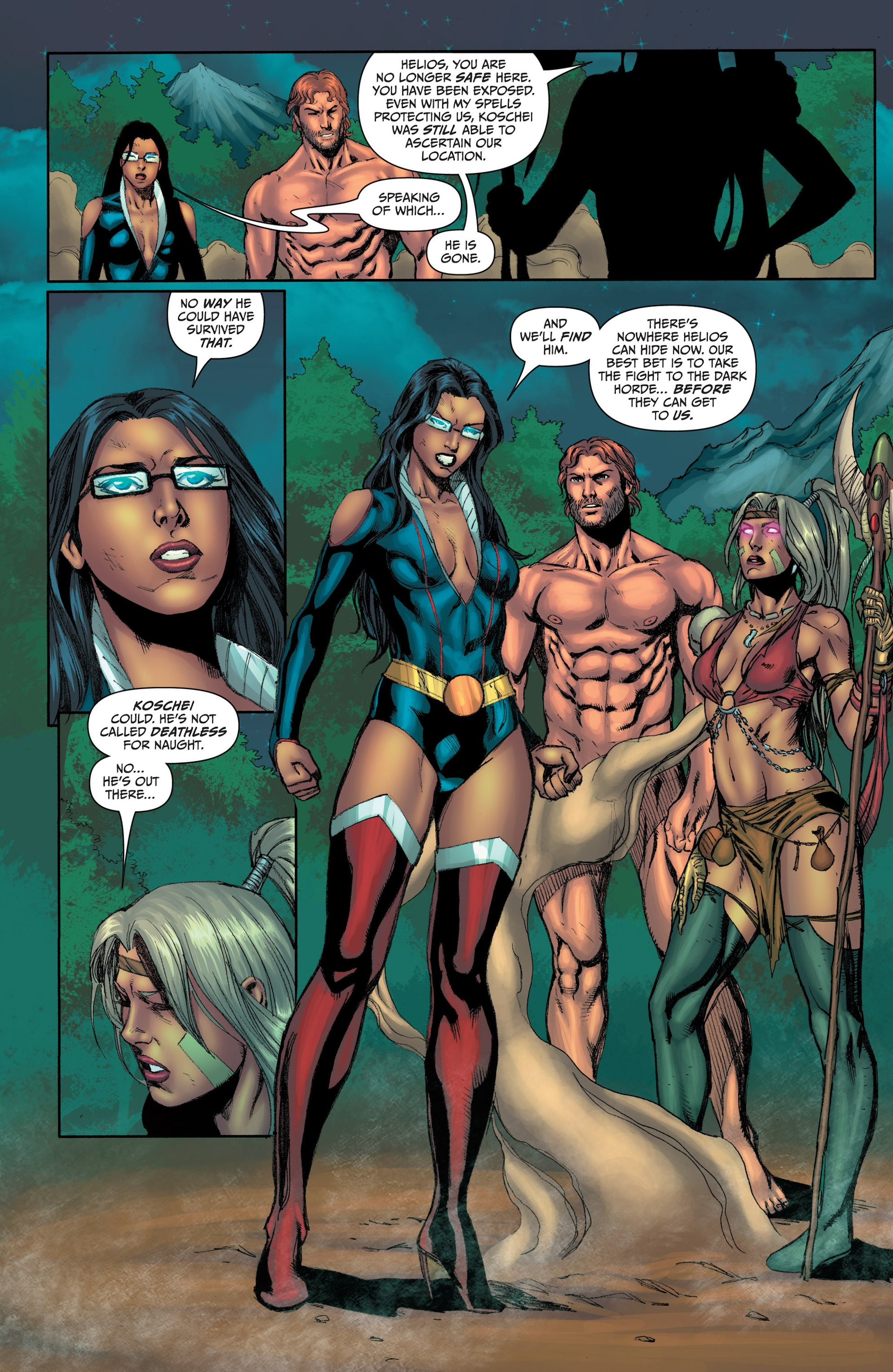 Grimm Fairy Tales (2005) Issue #96 #99 - English 20