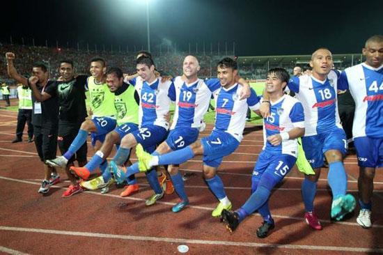 JDT Juara Liga Super 2014 - Johor Umum Cuti