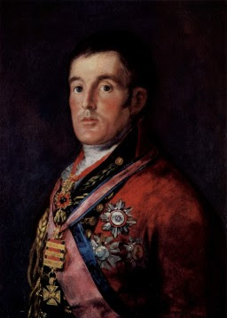 Duque de Wellington (Arthur Wellesley)