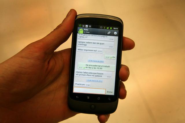 whatsapp para tu dispositivo movil