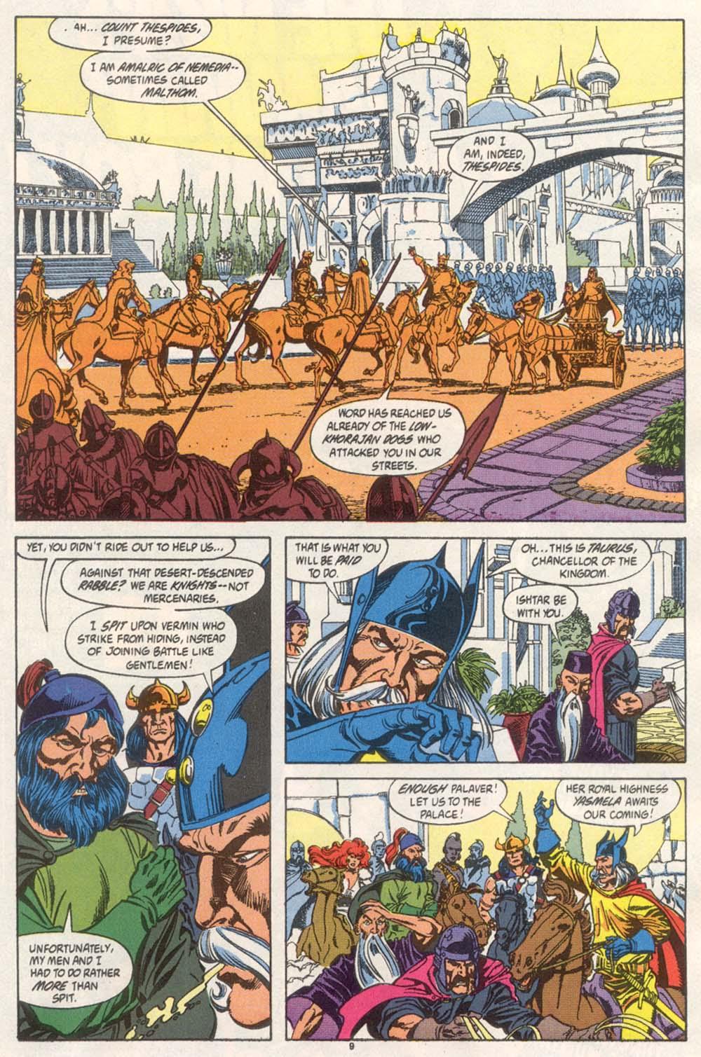 Conan the Barbarian (1970) Issue #246 #258 - English 8