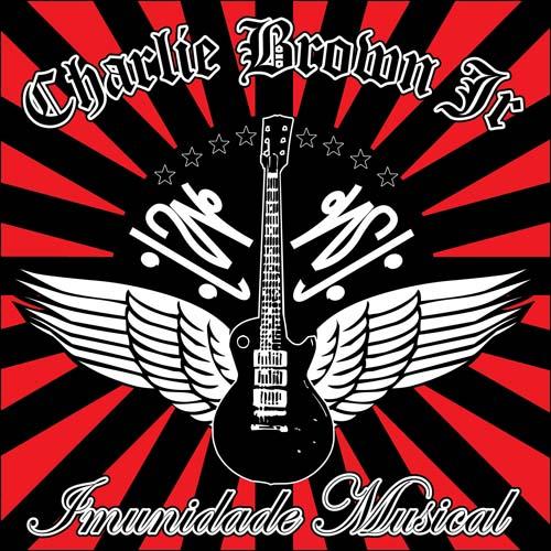 Capa Charlie Brown Jr   Imunidade Musical | músicas