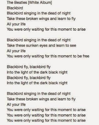 Paul McCartney - Blackbird Lyrics | Musixmatch