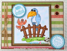 Featured Card for My Craft Creations