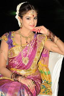 Asmita Sood in Telugu Bridal Attire 008.jpg
