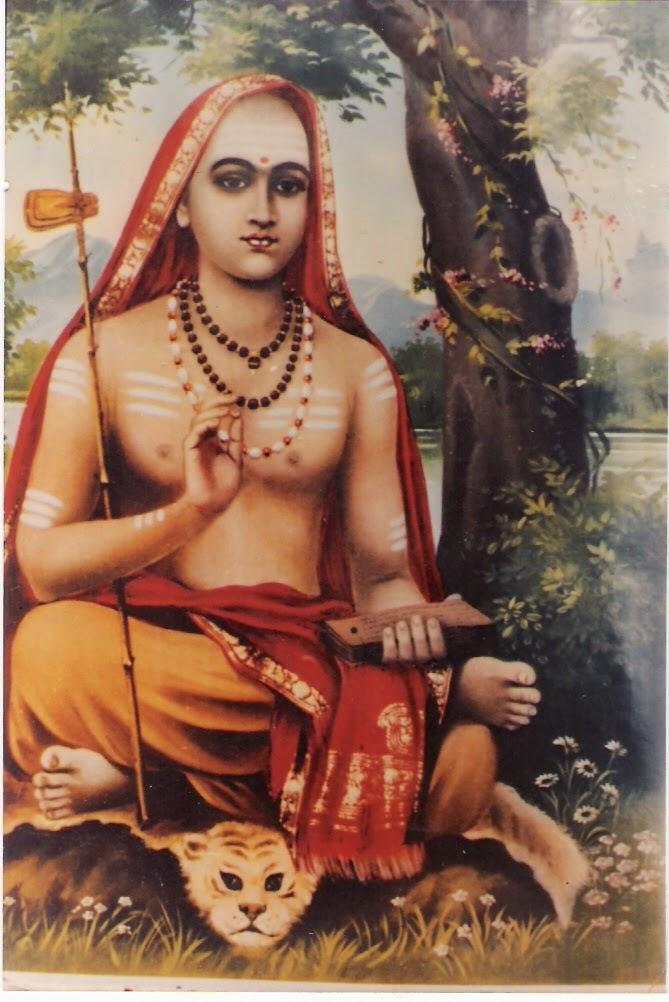 Shankaracharya Jayanti 2015 Date