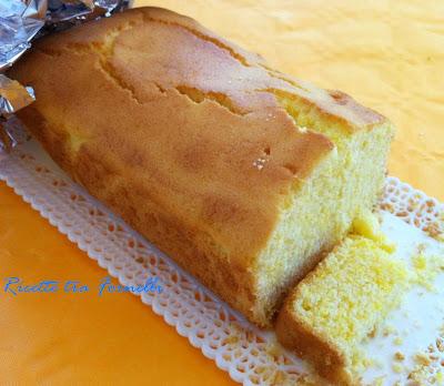 plum-cake del mattino