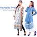 Kayseria Pret | Summer Collection 2014/15 | Kayseria Kurtis / Shirts Designs 2014