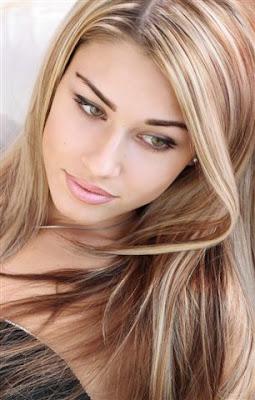 Tendências moda de cabelos loiros 2012