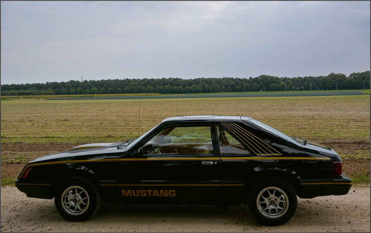 ford mustang 1979 2.3 turbo