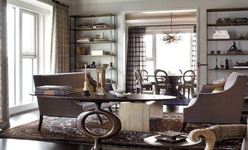 Art Living Room Ideas