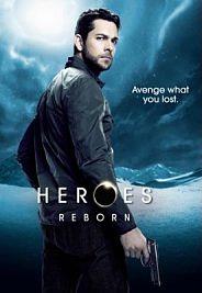 Heroes Reborn 1 Episodio 4