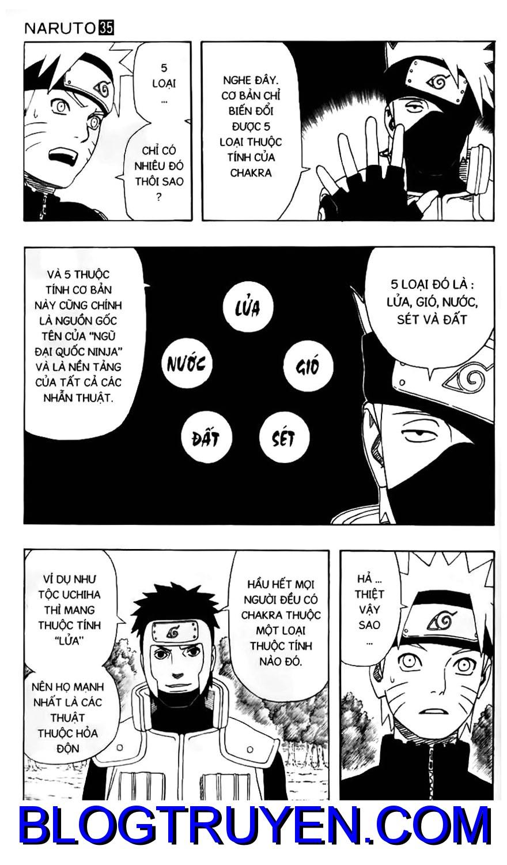 Naruto chap 315 Trang 13 - Mangak.info