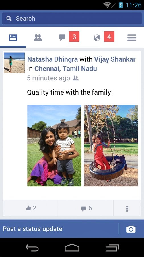 Facebook Lite app for Android phones released