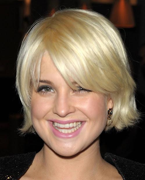 short blonde straight hairstyles