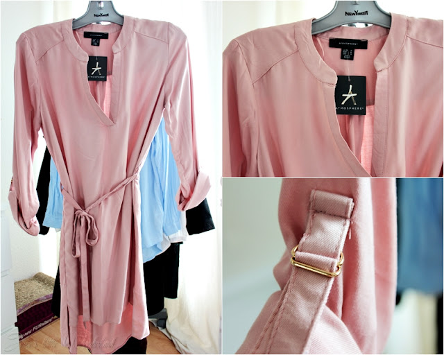 Fashion | Novemberausbeute, blog, shoppingausbeute, josie´s little wonderland, november, blouse, rosé, primark