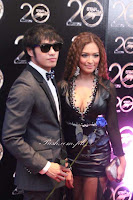 Kean Cipriano and Bangs Garcia