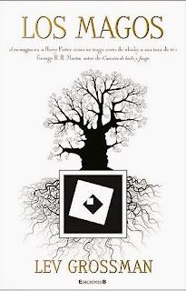 Los Magos de Lev Grossman
