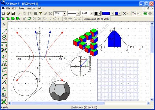 Download latest software download fx draw v60016 charting the aim is to provide mathematics teachers with a tool that can draw any required mathematical diagram with a minimum ccuart Image collections