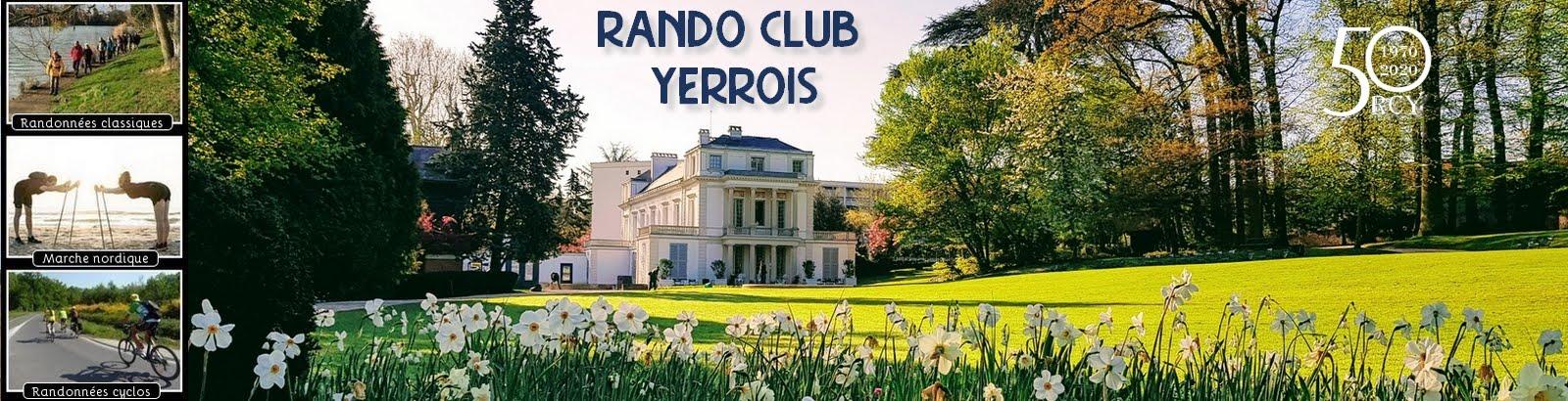 Rando club Yerrois - RCY