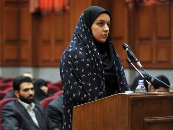 """""""Phá trinh"""" nữ tử tù trước khi hành hình ở IRAN 11"""