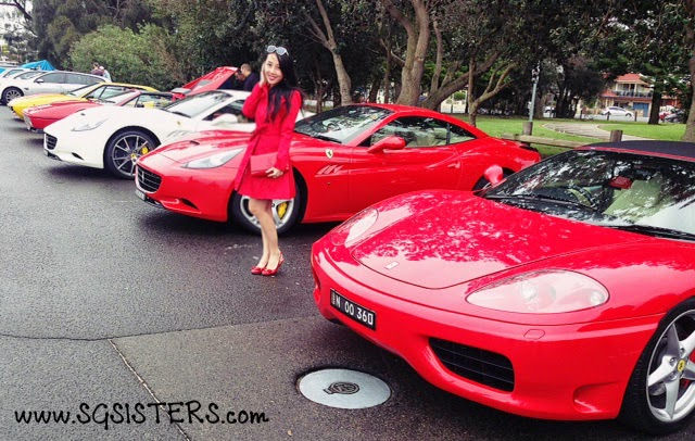 SYDNEY   WOLLONGONG   Sublime Point Cafe   26 April 2015   Organized By  Robert And Simon From Ferrari Club Australia NSW Members Club, Some Of Us  Met Up For ...