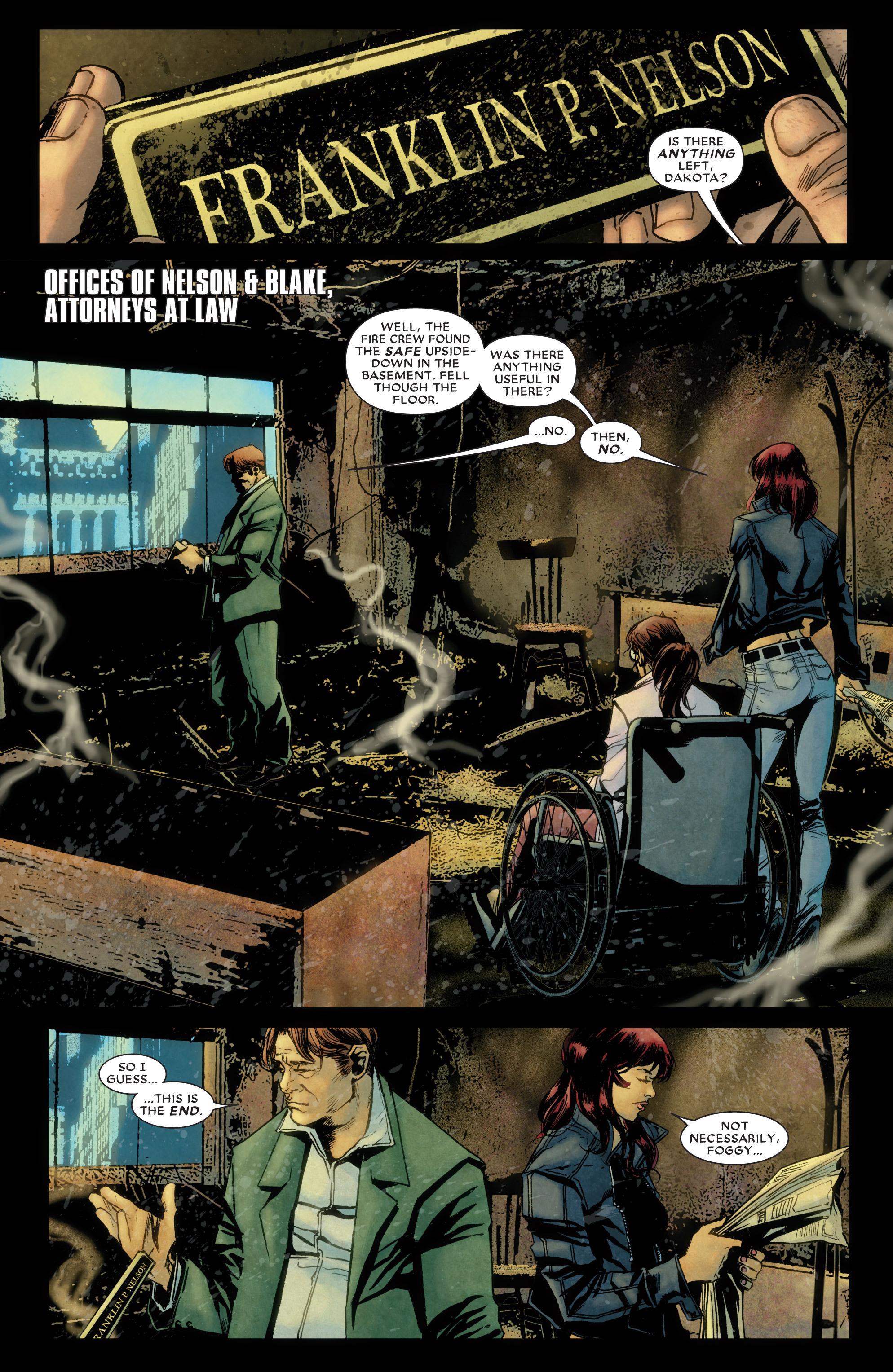 Read online Daredevil (1998) comic -  Issue #512 - 8