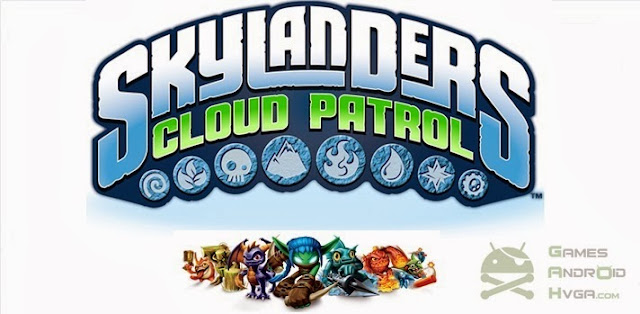 Skylanders Cloud Patrol Apk v1.9.5 + Data Mod [Unlimited Coins / Stones]
