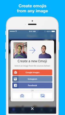 YourMoji custom emoji keyboard app for iPhone released - Lets users create personalized Emojis