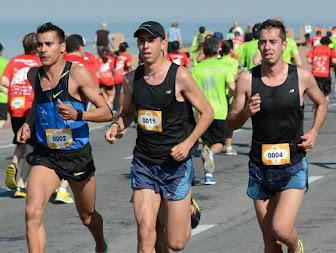Domingo 21 - Atletismo: Nicolás Cuestas, Martín Cuestas y Nicolás Zamora (maratón), 9:30.