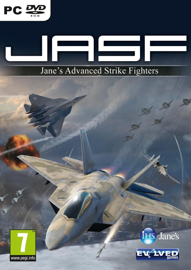 Janes Advanced Strike Fighters-SKIDROW