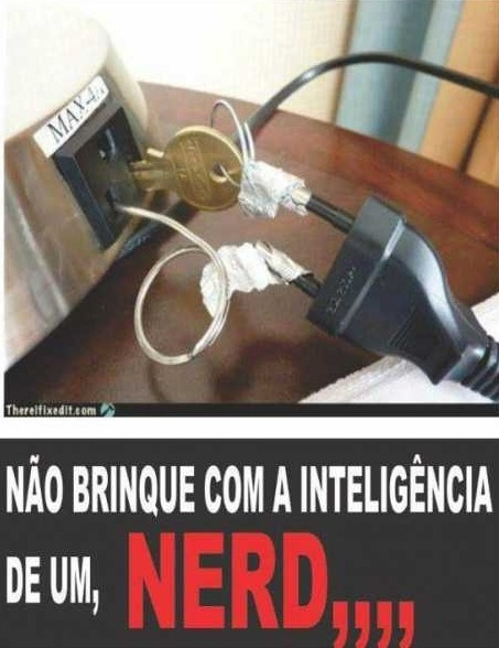 nao brinque inteligencia nerd