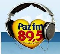 Rádio Paz FM 89,5 FM ao vivo