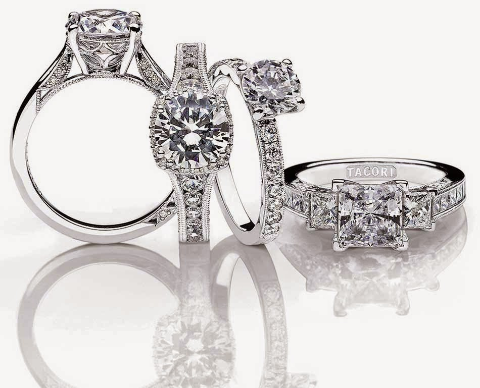 Womens Diamond Wedding Bands Tacori Style pictures hd